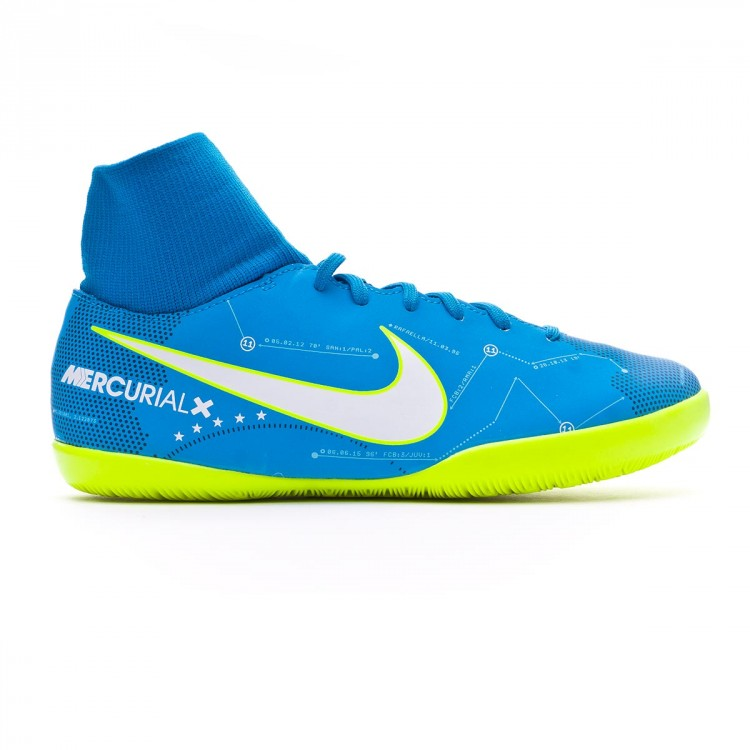 d3e4b7979 Chaussure de futsal Nike MercurialX Victory VI DF IC Neymar Jr ...