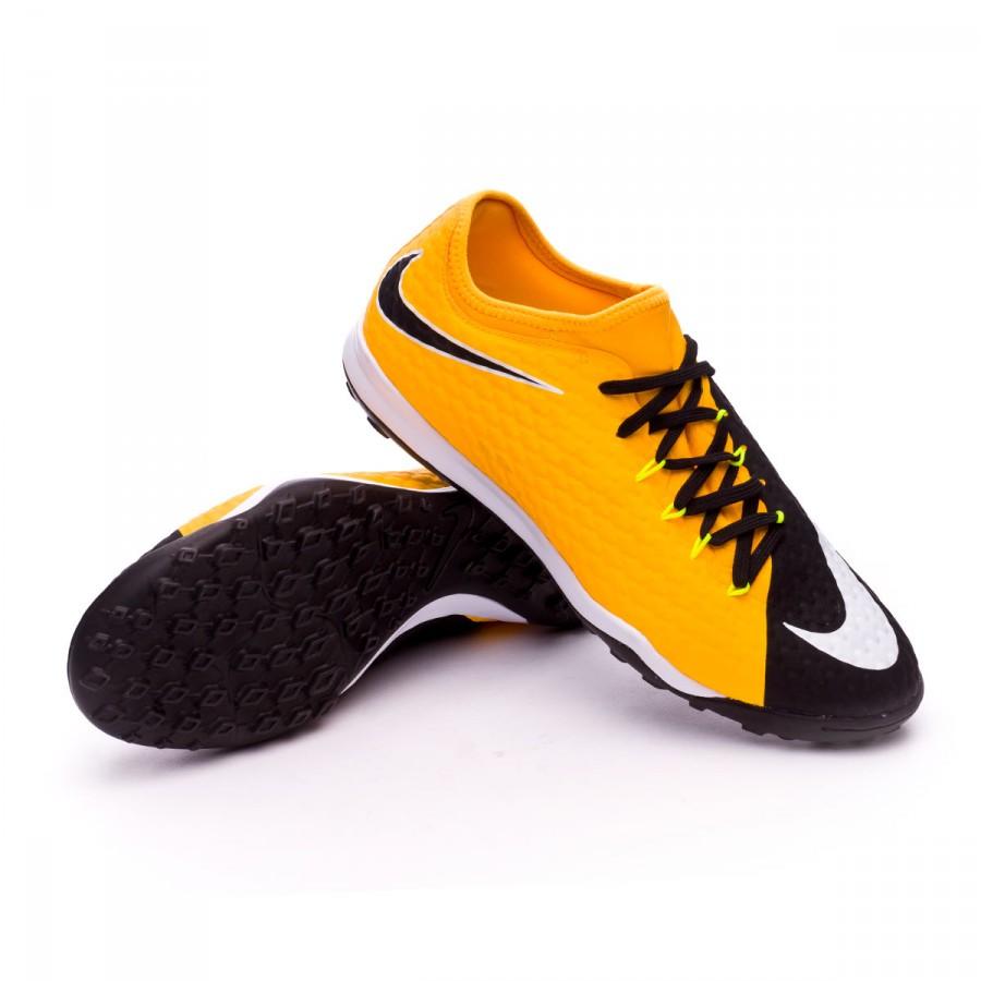 413cfa67e Football Boot Nike HypervenomX Finale II Turf Laser orange-Black ...