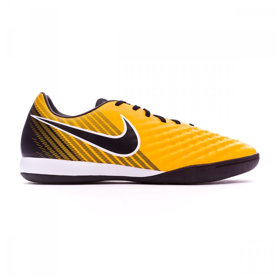 ffaef14f8481 Futsal Boot Nike MagistaX Onda II IC Laser orange-Black-White-Volt - Tienda  de fútbol Fútbol Emotion
