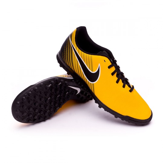 Zapatilla  Nike MagistaX Ola II Turf Laser orange-Black-White-Volt