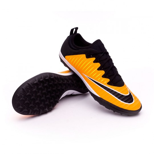 Zapatilla  Nike MercurialX Finale II Turf Laser orange-Black-White-Volt