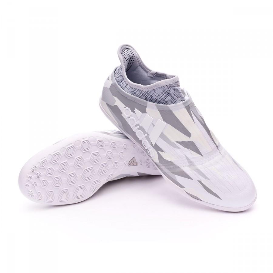 Grey 16Purechaos White Tango De Mid Chaussure X In Futsal Adidas QrxdeWCBo