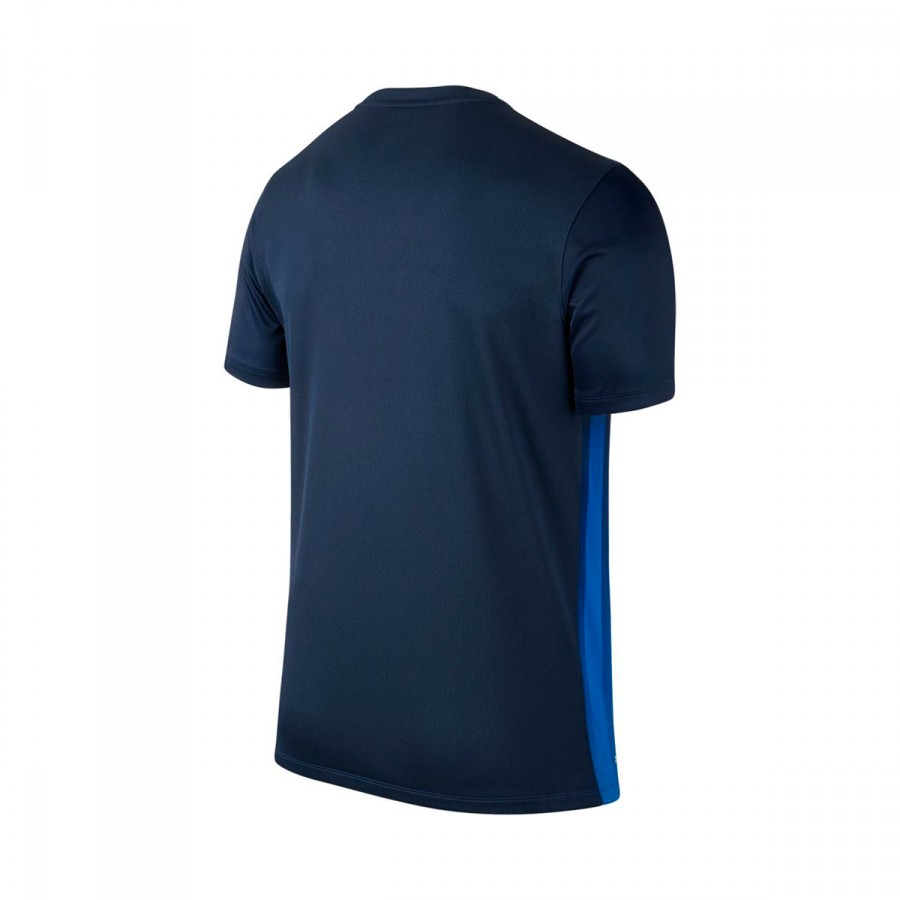 ce390a081 Jersey Nike Striped Division II ss Midnight navy-Royal blue ...