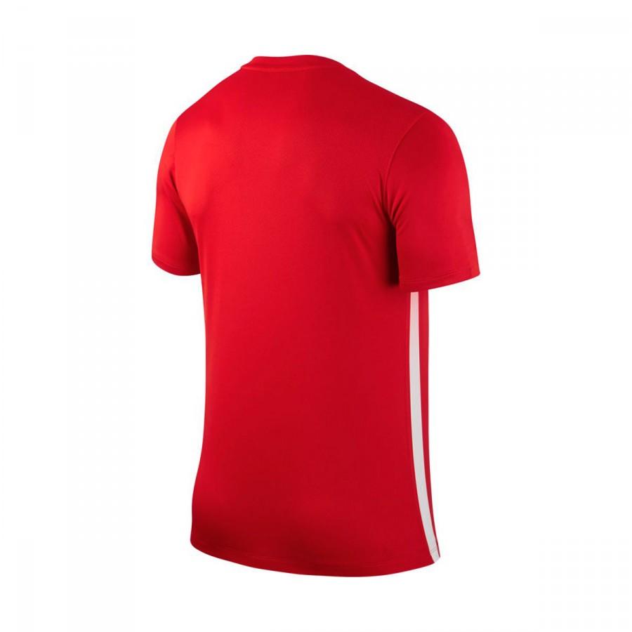 Mc Striped Division White Red University Camiseta Ii y8mNnO0wv