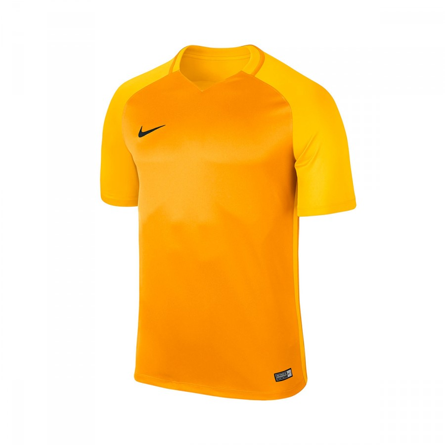 1df39142 Jersey Nike Trophy III ss University gold-Tour yellow - Football store  Fútbol Emotion