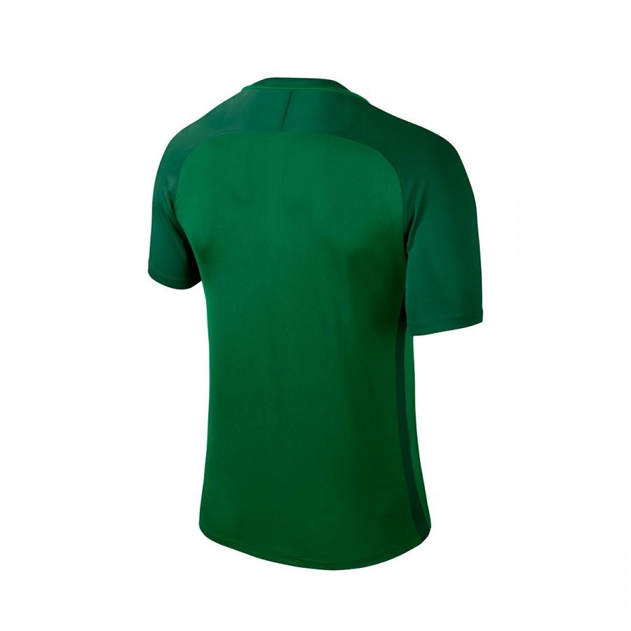 0e6397a3 Jersey Nike Trophy III ss Pine green-Gorge green - Tienda de fútbol ...