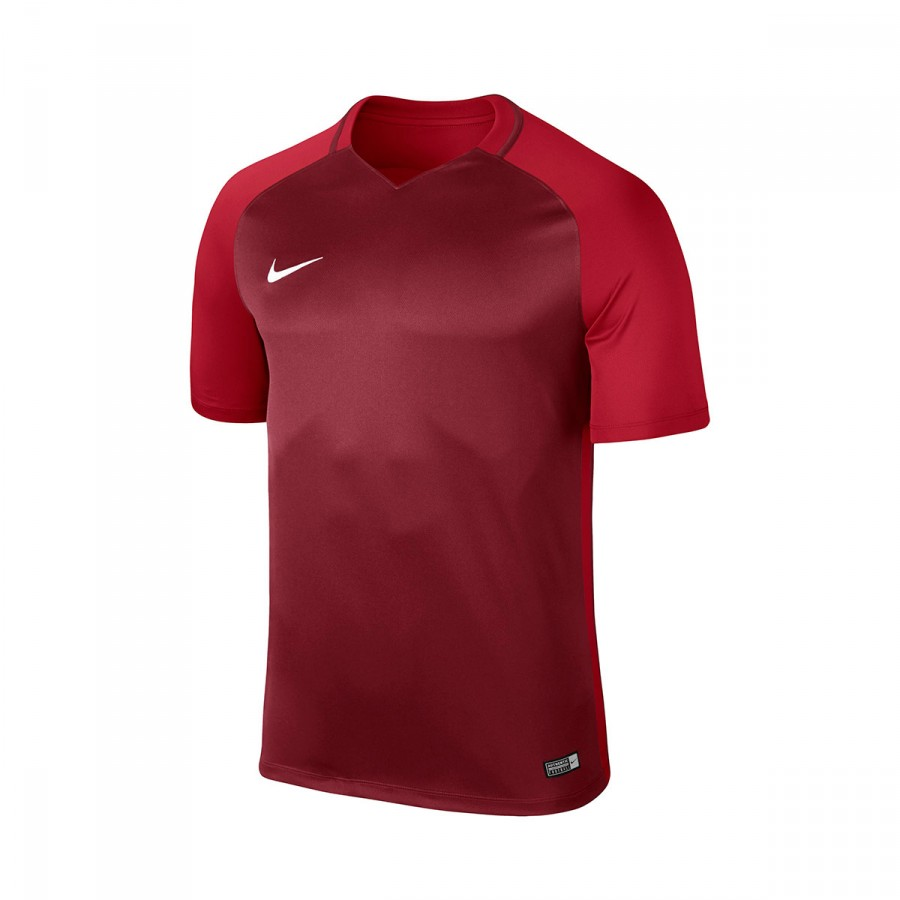 f8190c13 Jersey Nike Trophy III m/c Team red-Gym red - Football store Fútbol Emotion