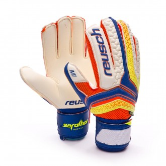Gant  Reusch Serathor Prime M1 Ortho-Tec Dazzling blue-Safety yellow