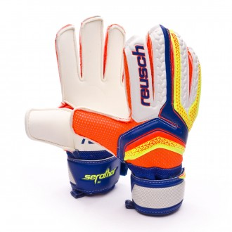 Gant  Reusch Jr Serathor SG Dazzling blue-Safety yellow