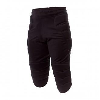 Pantalón pirata  Reusch Compact 3/4 Black