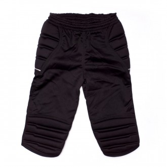 Pantaloni 3/4  Reusch Compact 3/4 Junior Black