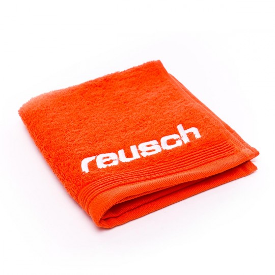 Toalla  Reusch Towel Match Shocking orange