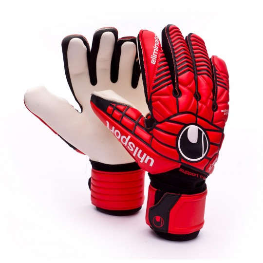 Guante  Uhlsport Eliminator HN SOFT SF+ Red-Black-White