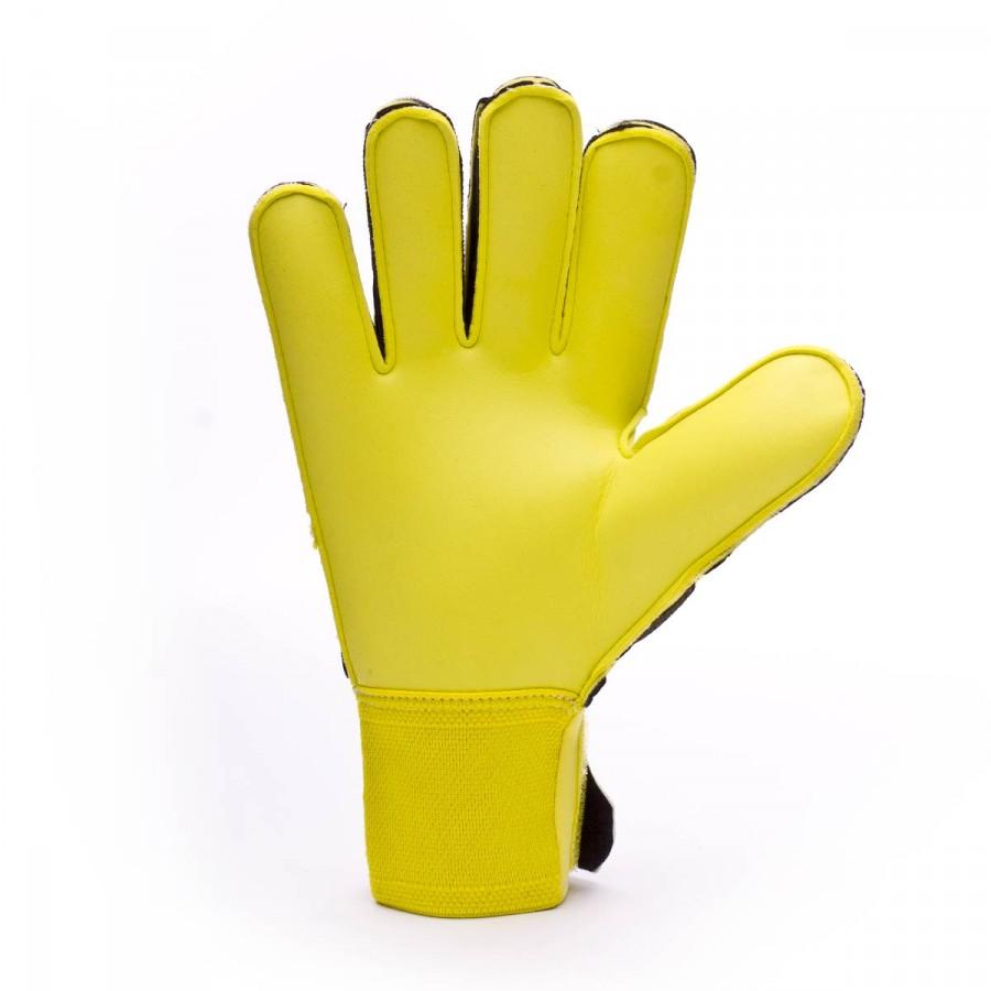 Guante de portero Uhlsport Eliminator Speed Up Soft Pro Lite fluor ... f5de246699d68