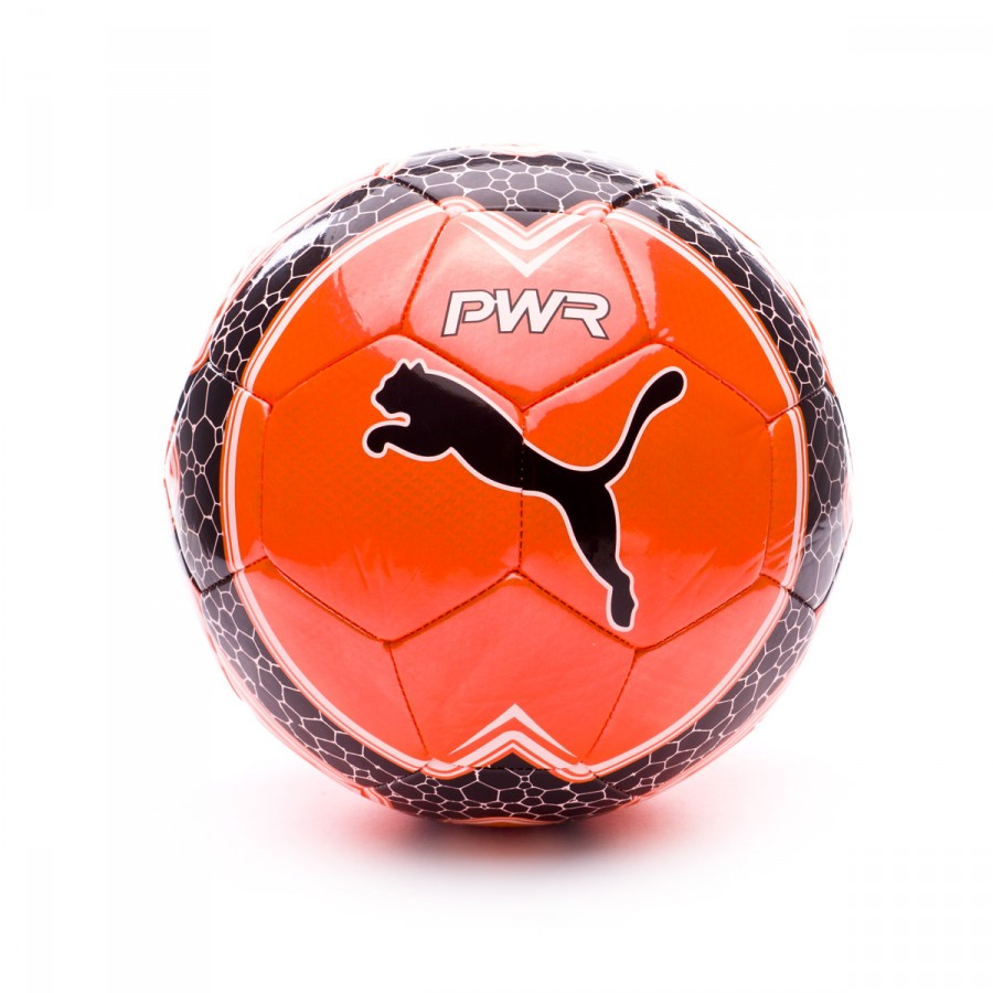 a3a83e73102c1 Balón Puma evoPOWER Vigor Graphic 4 Fiery coral-Puma white - Tienda de  fútbol Fútbol Emotion