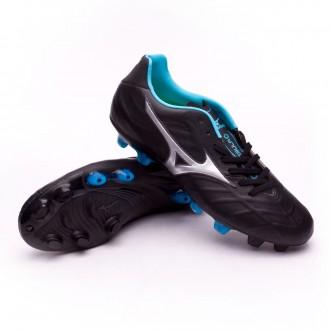 Chaussure  Mizuno Rebula V2 Black-Sliver-Blue atoll