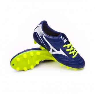 Scarpa  Mizuno Jr Monarcida NEO MD Blue depths-White-Safety yellow