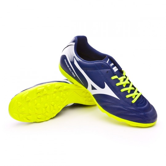 Sapatilha  Mizuno Monarcida NEO AS Blue depths-White-Safety yellow