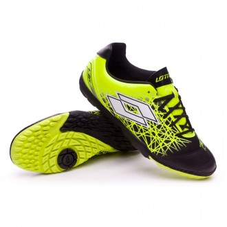 Zapatilla  Lotto Zhero Gravity 700 IX Turf Black-White