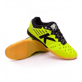 Sapatilha de Futsal  Kelme Feline 5.0 Limão