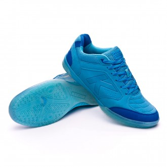 Sapatilha de Futsal  Kelme Precision Full Color Turquesa