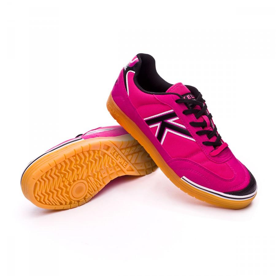 25679403ae611 Futsal Boot Kelme Trueno Sala Fuchsia - Football store Fútbol Emotion