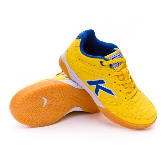 Boot  Kelme Jr Precision Yellow