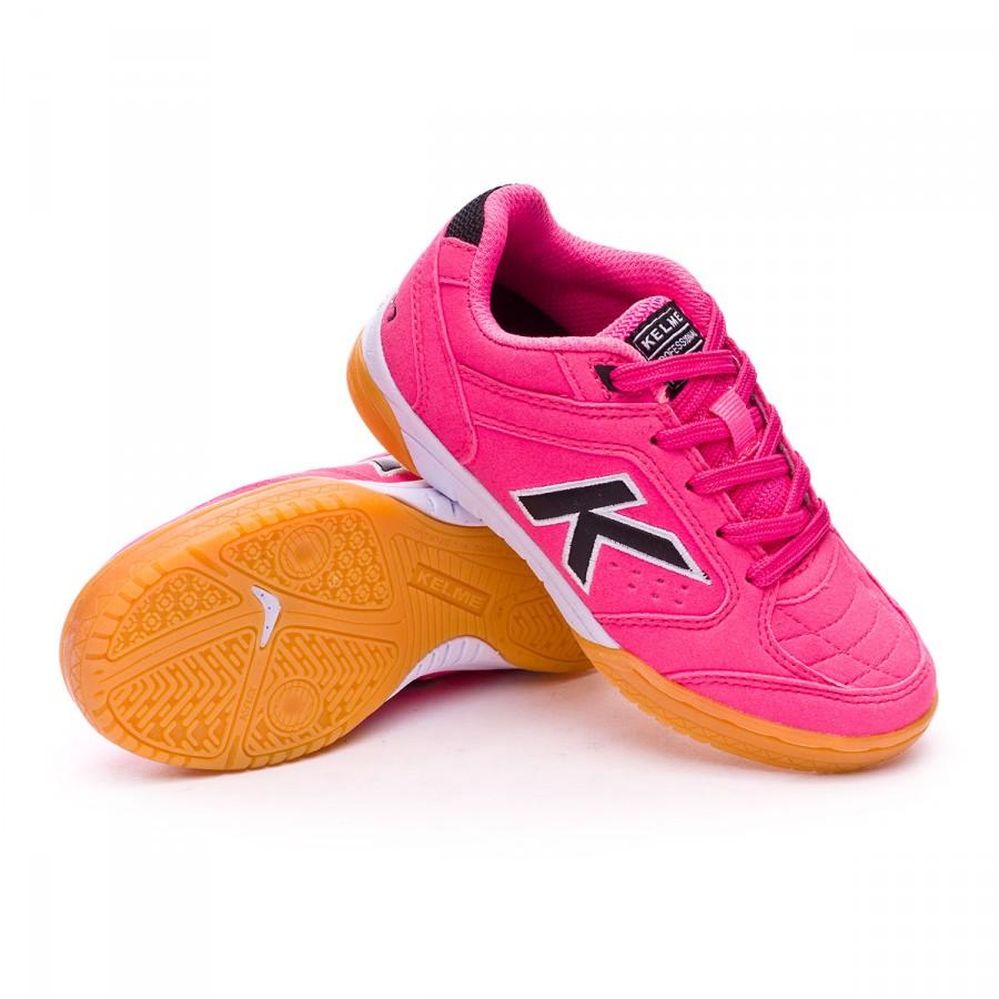 edf7c3b8c5e Futsal Boot Kelme Kids Precision Fuchsia - Football store Fútbol Emotion