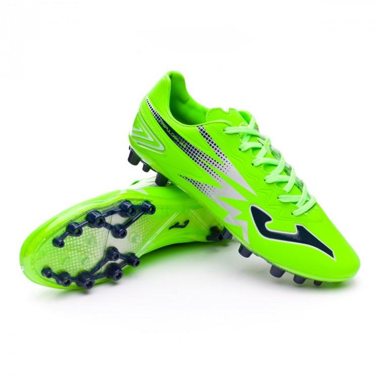 Bota de fútbol Joma Propulsion 3.0 AG Solar green - Leaked soccer 39fa1327eefaa