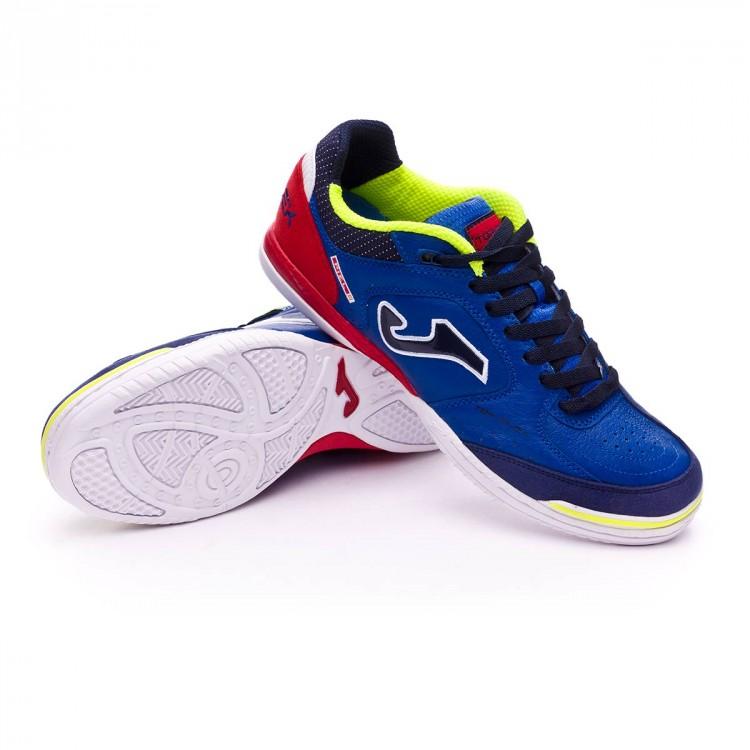 Zapatilla Joma Top Flex Blue-Red - Soloporteros es ahora Fútbol Emotion bef50b799c0c9