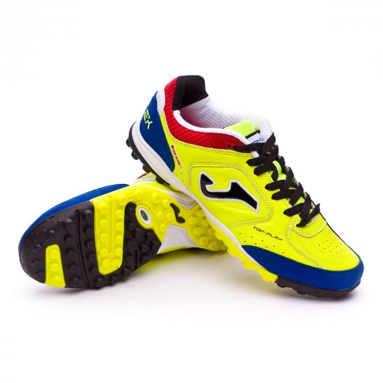 Zapatilla Joma Top Flex Turf Solar yellow - Leaked soccer 1c55f37136c77