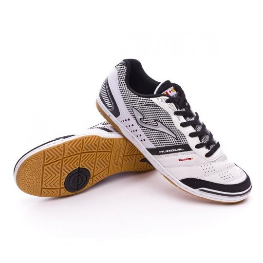 Chaussure de futsal  Joma Mundial White