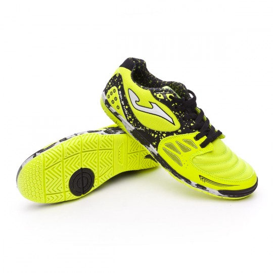 Chaussure de futsal  Joma Sala Max Yellow-Black