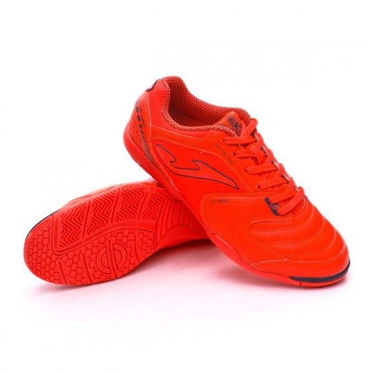 Sapatilha de Futsal  Joma Dribling Orange