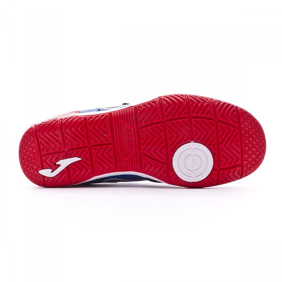 ... Zapatilla Top Flex Velcro Niño Blue. Categorías de la Zapatilla de  fútbol sala f7c9cb1bf6166