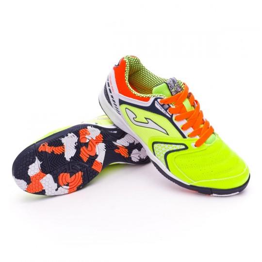 Chaussure de futsal  Joma Jr Dribling Volt