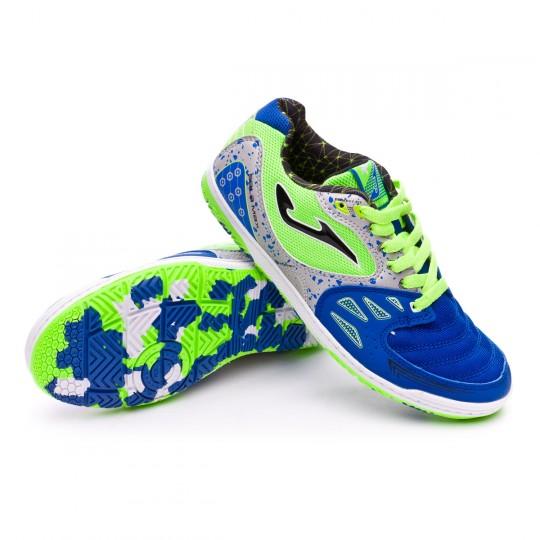 Chaussure de futsal  Joma Jr Sala Max Blue