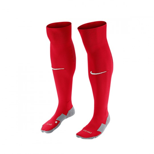 Chaussettes  Nike Matchfit Over-the-Calf University red-gym red-White