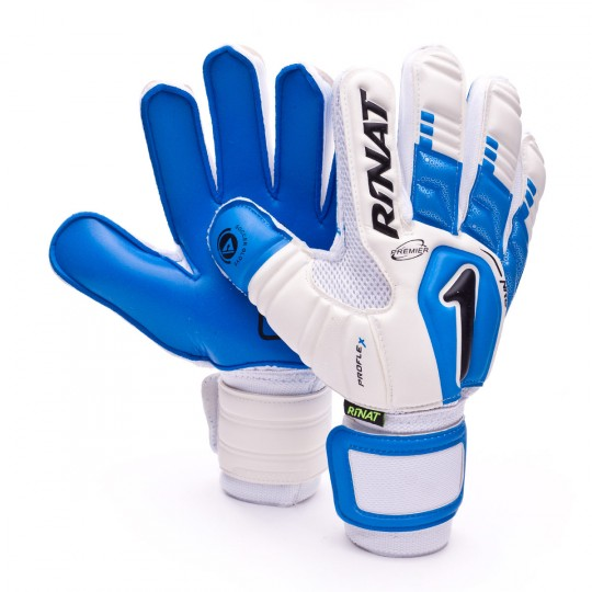 Luvas  Rinat Uno Premier NRG Pro Branco-Azul