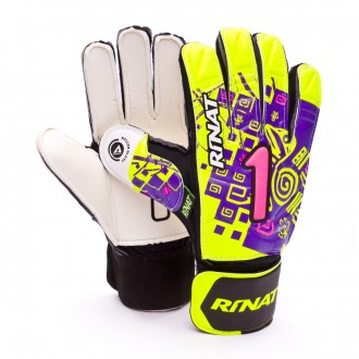 Glove  Rinat Asimetrik Etnik AS Purple-Multicolor