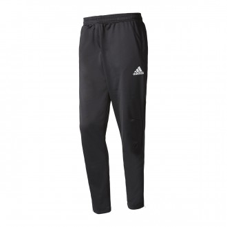 Tracksuit bottoms  adidas Tiro 17 Black