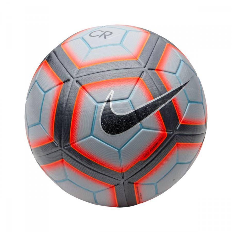 Balón Nike CR7 Ordem 4 Wolf grey-Total crimson - Soloporteros es ... ed1be9b9df3ae
