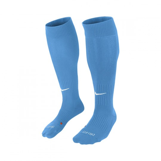 Chaussettes  Nike Classic II Over-the-Calf University blue-White