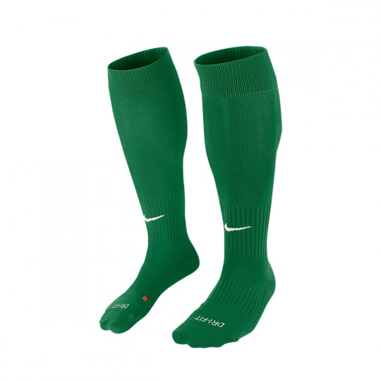 Chaussettes  Nike Classic II Over-the-Calf Pine green-White