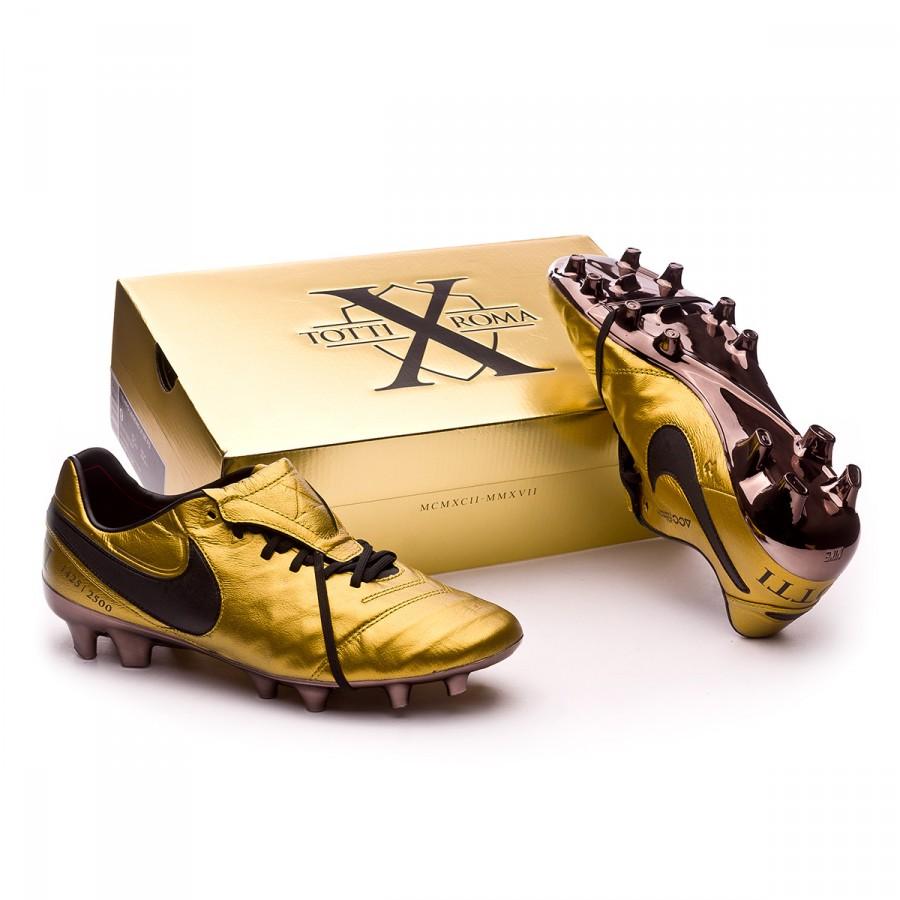 Vi Fg Store Se Nike Acc Tiempo Legend Boot Gold Football Totti a0Wqtx