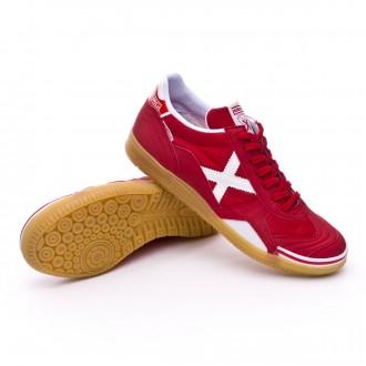 Futsal Boot  Munich Gresca Red