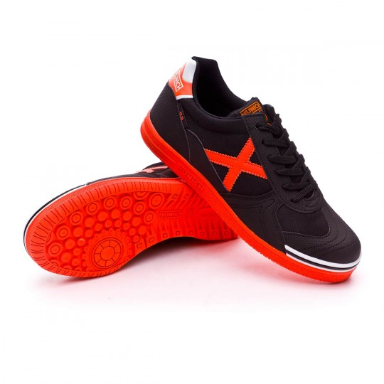 Boot  Munich G3 Classic Black-Orange