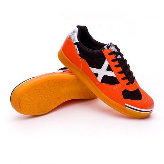 Boot  Munich G-3 Mesh Orange-Black