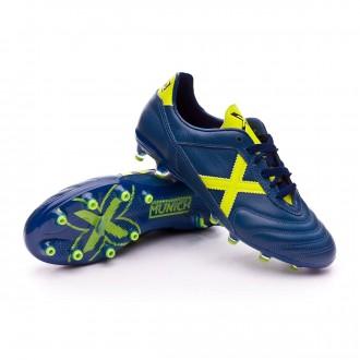 Chaussure  Munich Mundial 2.0 Bleu-Lime