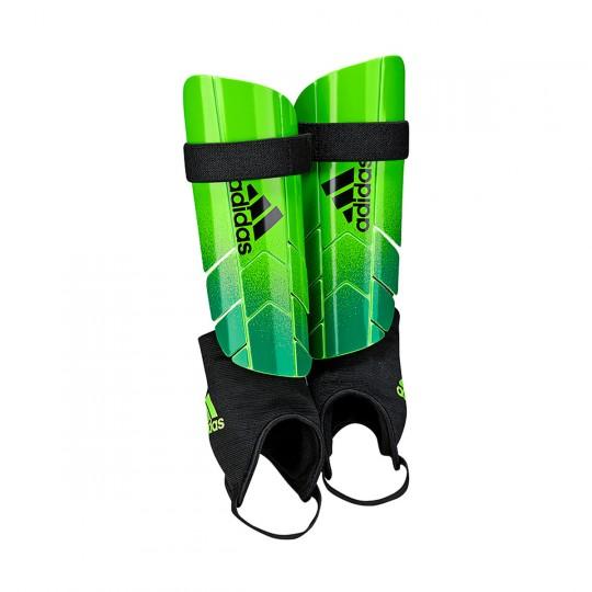 Espinillera  adidas Ghost Reflex Solar green-Core black